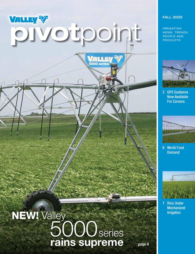 Valley PivotPoint Newsletter Fall 2009