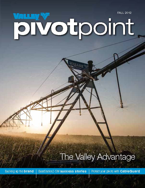 Valley PivotPoint Newsletter Fall 2012
