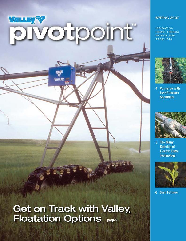 Valley PivotPoint Newsletter Spring 2007
