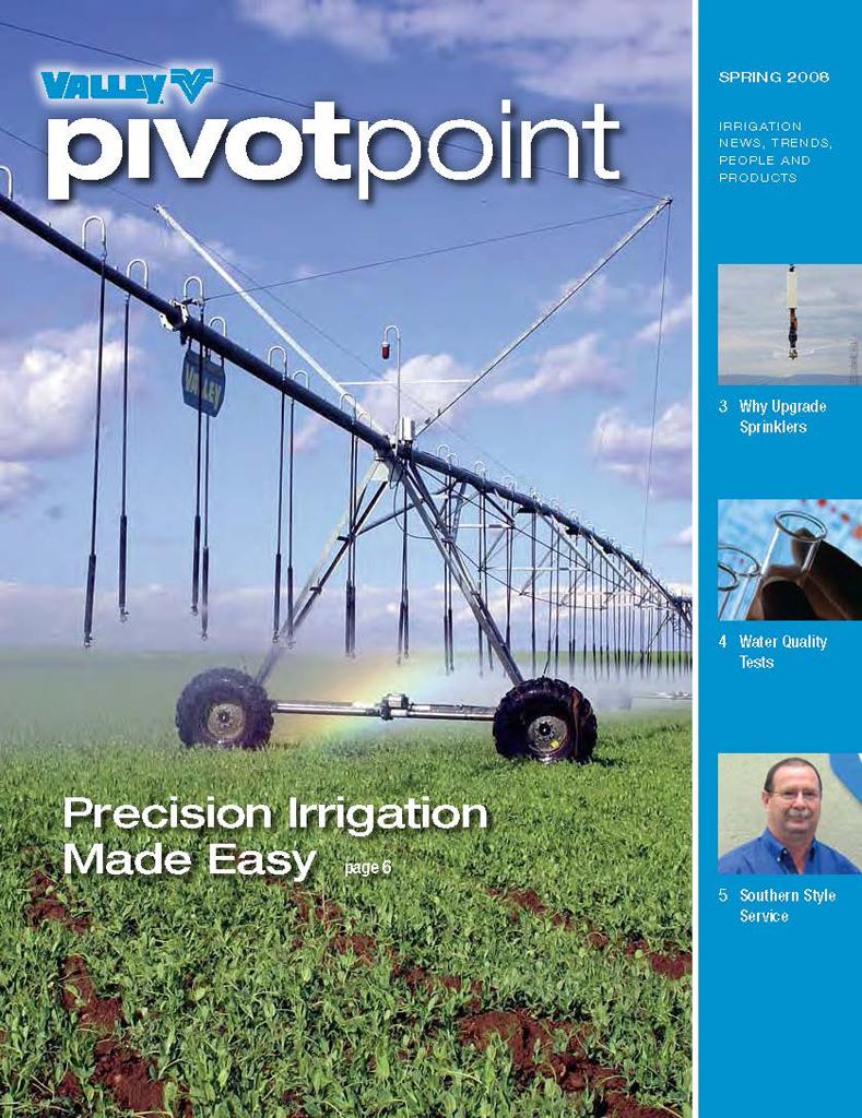Valley PivotPoint Newsletter Spring 2008