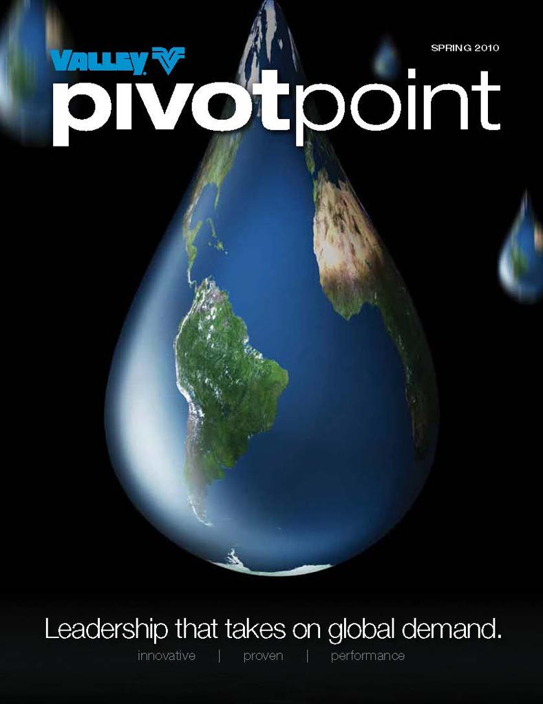 Valley PivotPoint Newsletter Spring 2010
