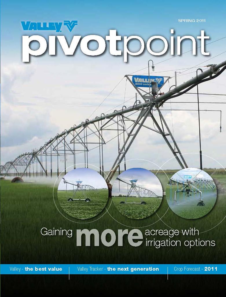 Valley PivotPoint Newsletter Spring 2011