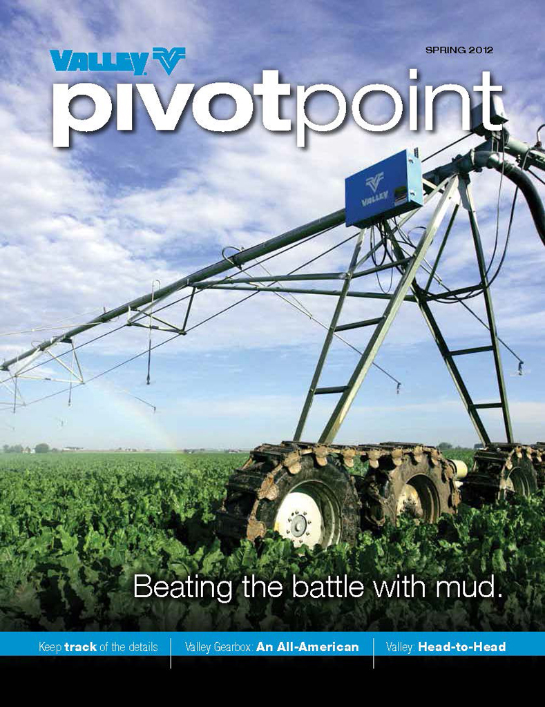 Valley PivotPoint Newsletter Spring 2012