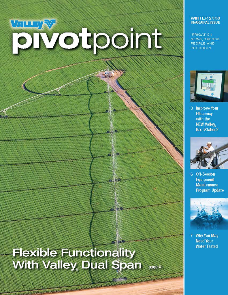 Valley PivotPoint News...