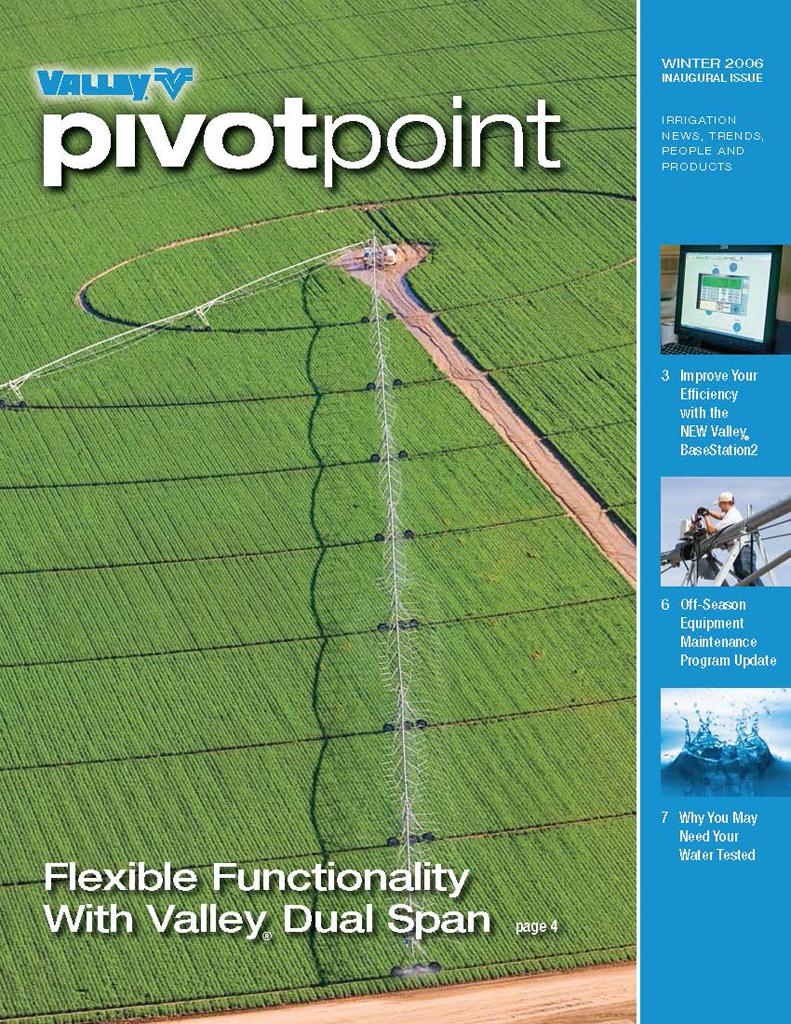 Valley PivotPoint Newsletter Winter 2006