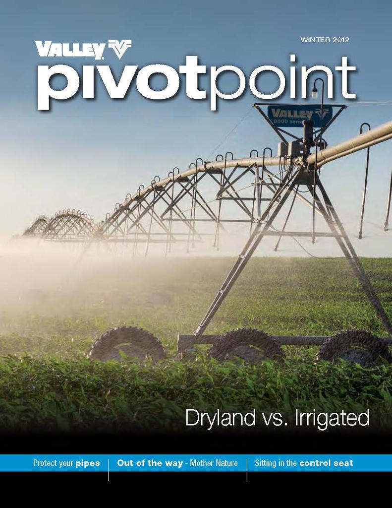 Valley PivotPoint Newsletter Winter 2012