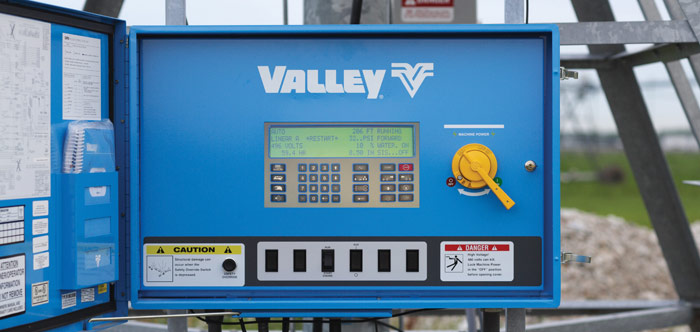 Valley AutoPilot Linear Control Panel