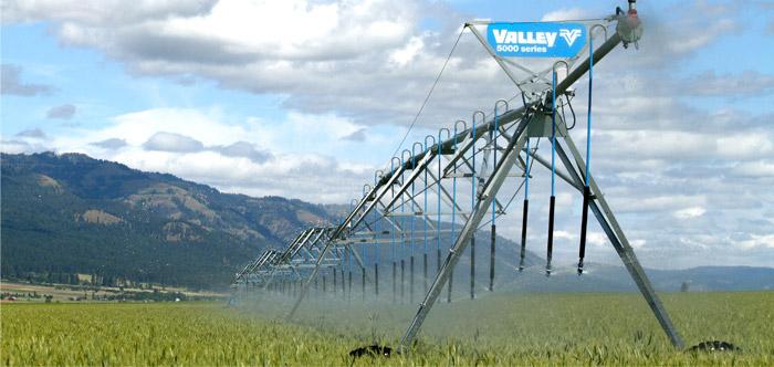 Valley 5000 series Center Pivot
