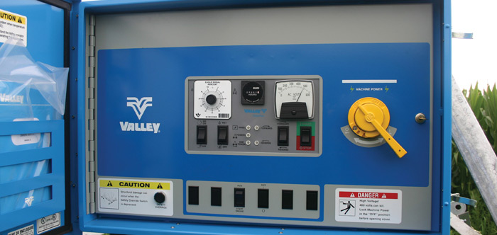 Valley ClassicPlus Control Panel