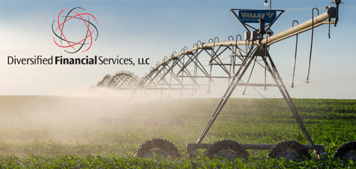 Valley 8000 series Center Pivot