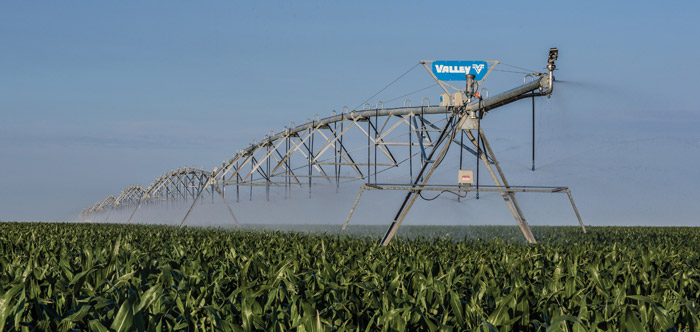 Valley Center Pivot