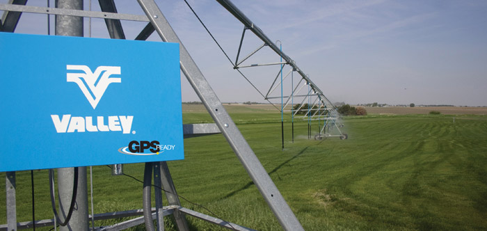 Position par GPS de Valley