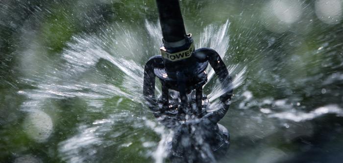 Irrigatore Senninger