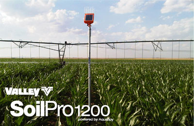 SoilPro 1200, powered by AquaSpy