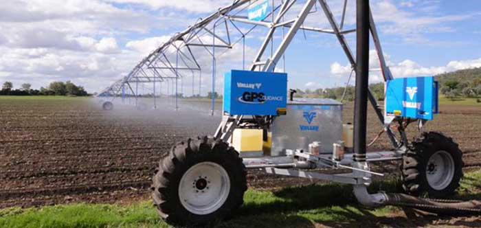 Valmont Irrigation Australia New Zealand Gps Guidance