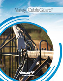 Cable theft solutions - cableguard - brochure - valley irrigation