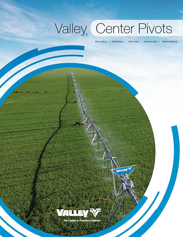 Valley Irrigation Center Pivots