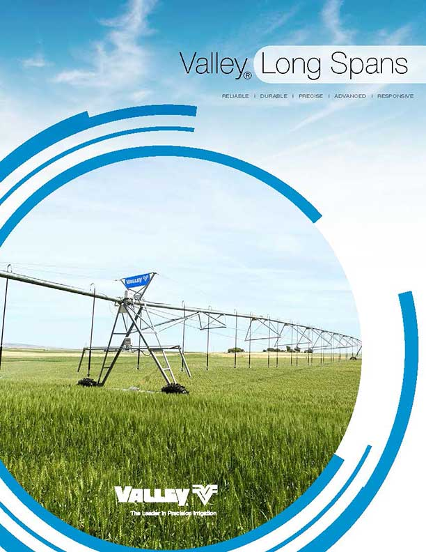 long spans brochure cover