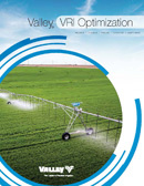 Valley Irrigation Variable Rate Irrigation (VRI) Optimization