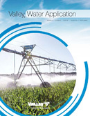 Valley Irrigation Water Application