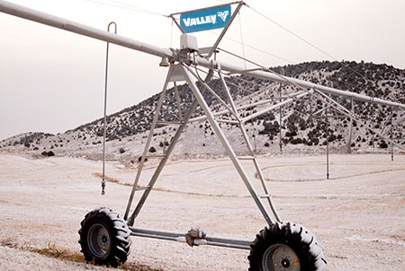 Valley Irrigation sales program