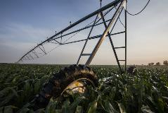 Valley 7000 series center pivot