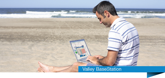 BaseStation Remote Control Technology