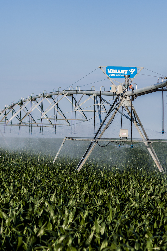 What Growers Say - Valley Center Pivots