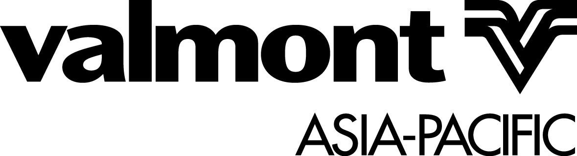 Valmont Asia  Pacific logo