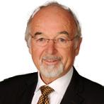 Portrait of Dr. Theo W. Freye