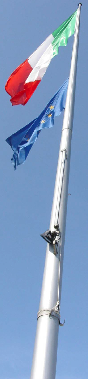 Round-Conical-Flag-Mast