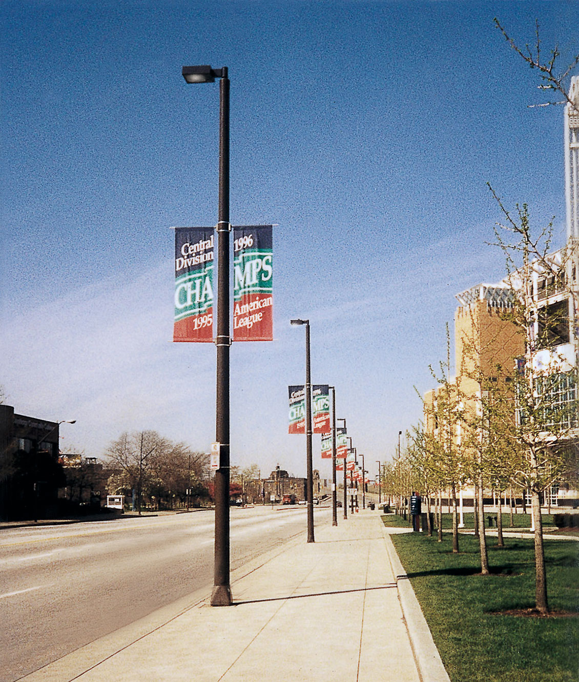 Cost To Install Parking Lot Light Pole: Shakespeare Tuff-Pole Lighting Products