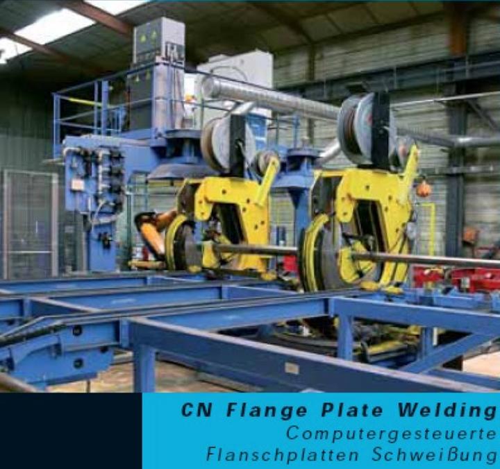 CN-Flange-Plate-Welding