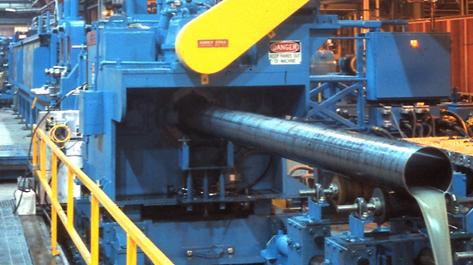 Large OD ERW Tubing