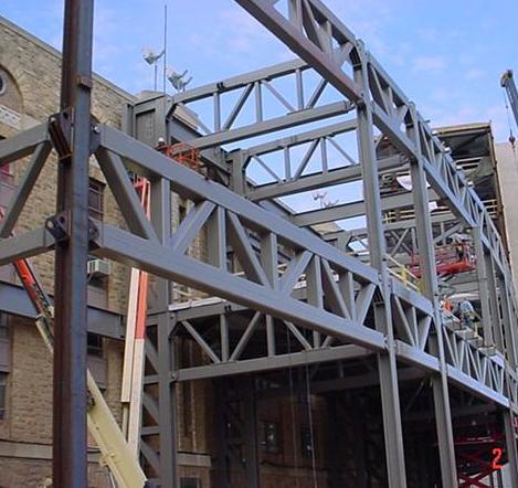 Stadium Construction - SuperStruct