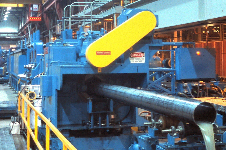 ERW Tube Production