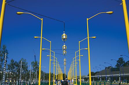 Rts 20 To 50 Ds210 Light Duty Pole