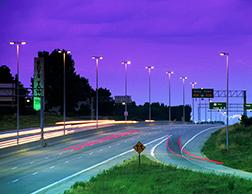 Valmont-High-Mast-Traffic-Street-Lighting-Standard-BoysTown-OmahaNE