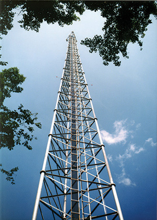 Valmont-Self-Supporting-Tower-NorthCarolina