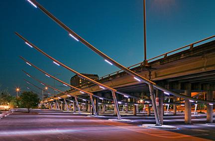 Valmont_Decorative-Longhorn-Two-Lighting-Roadway-TX