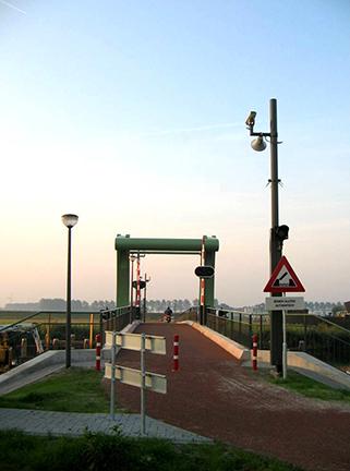 Verkeer-Verkeers-Monitoring