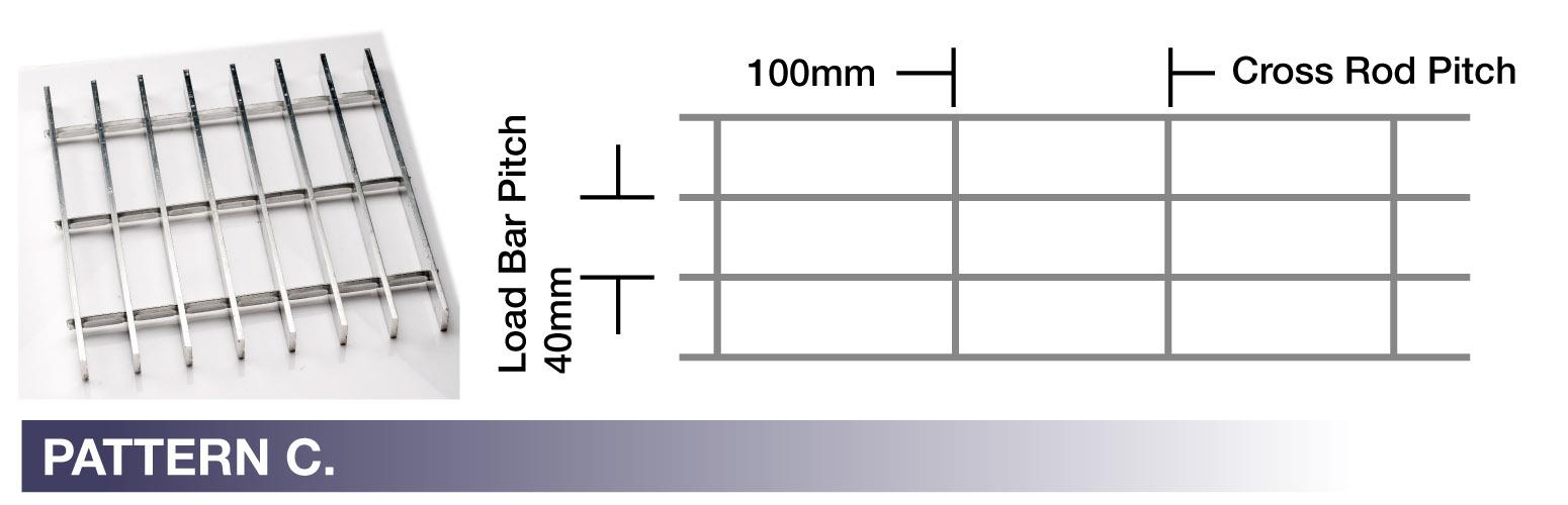 ALUMINIUM PATTERN c