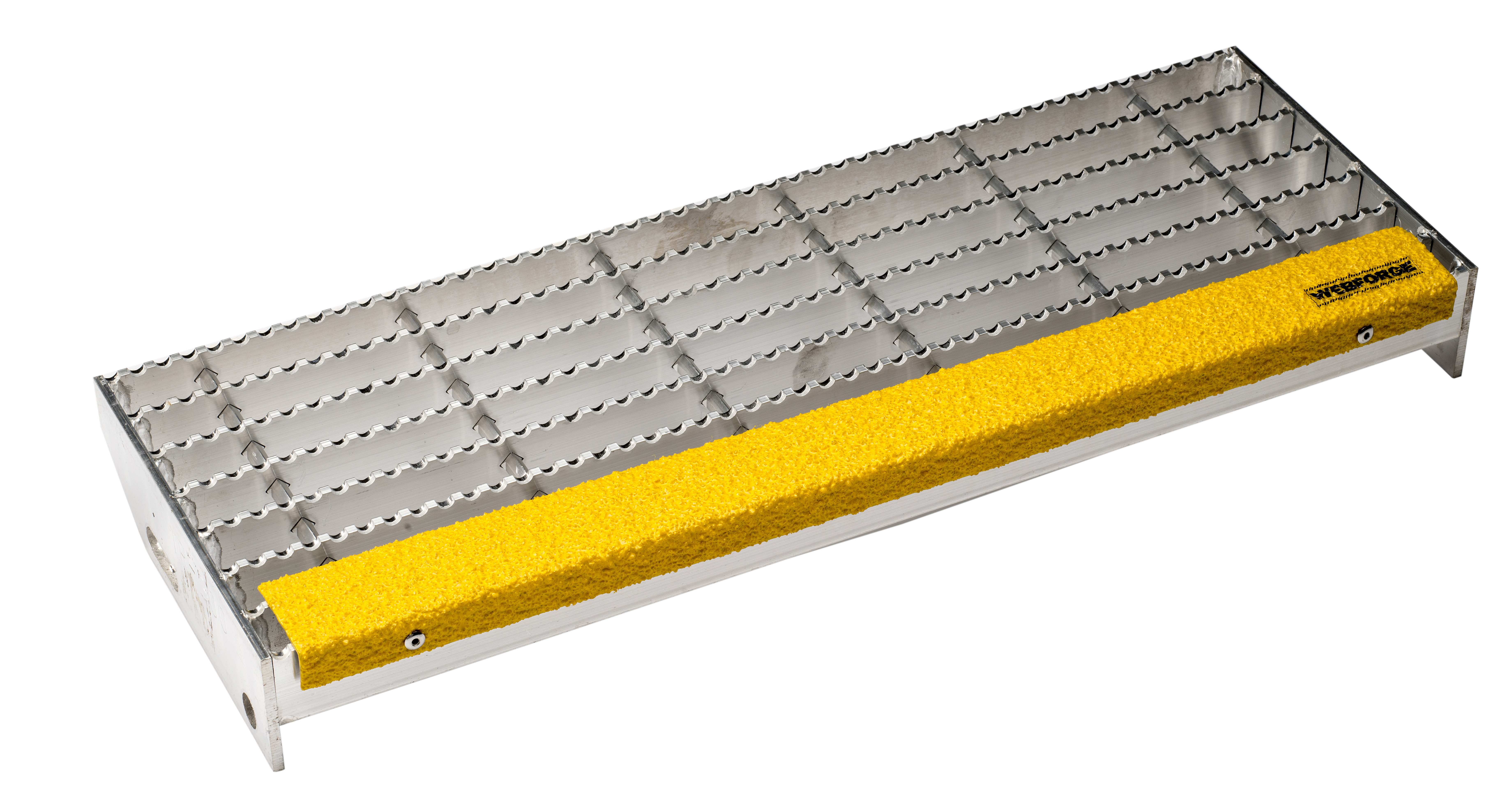 Aluminium Grating Stair Treads