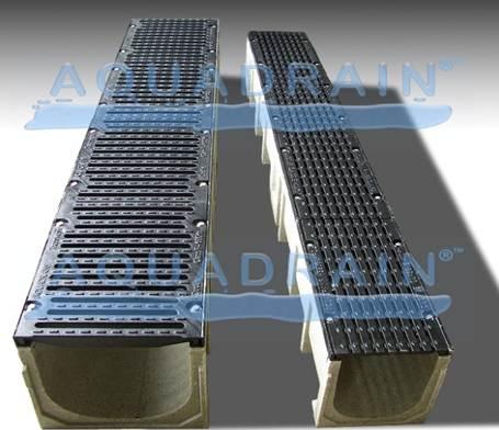 Aquadrain Channels