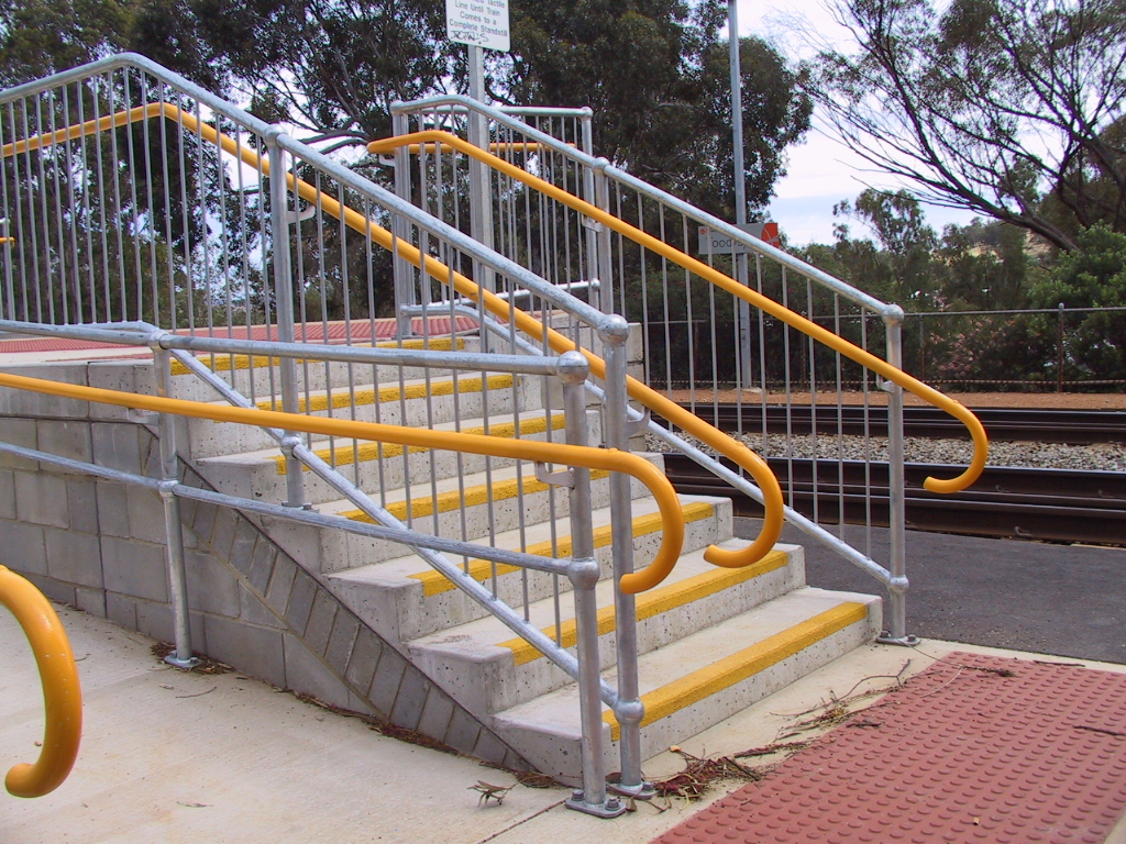 Disability Rail