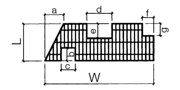 gross area calculation