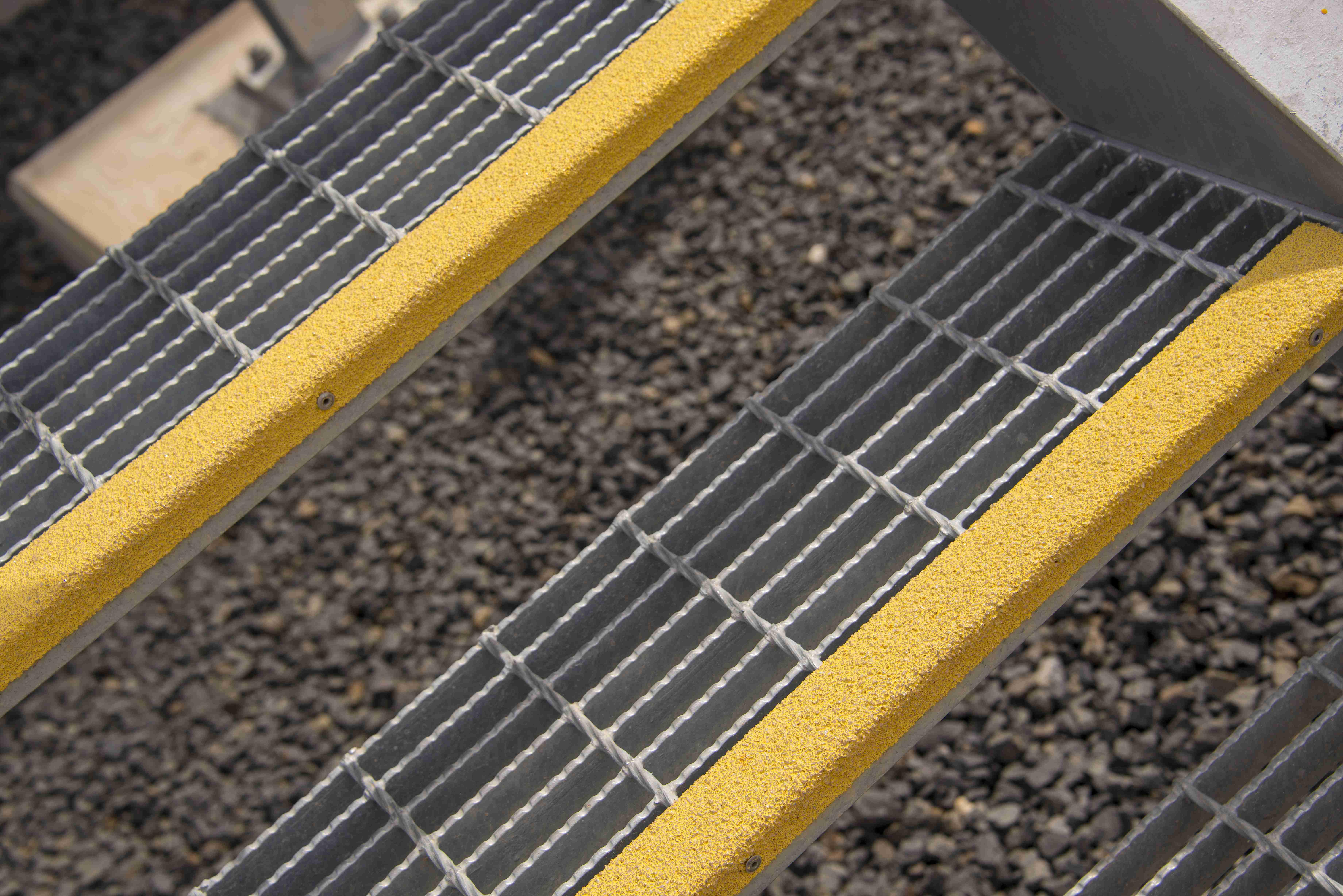 Stair Treads _LNG Plant QLD Aus