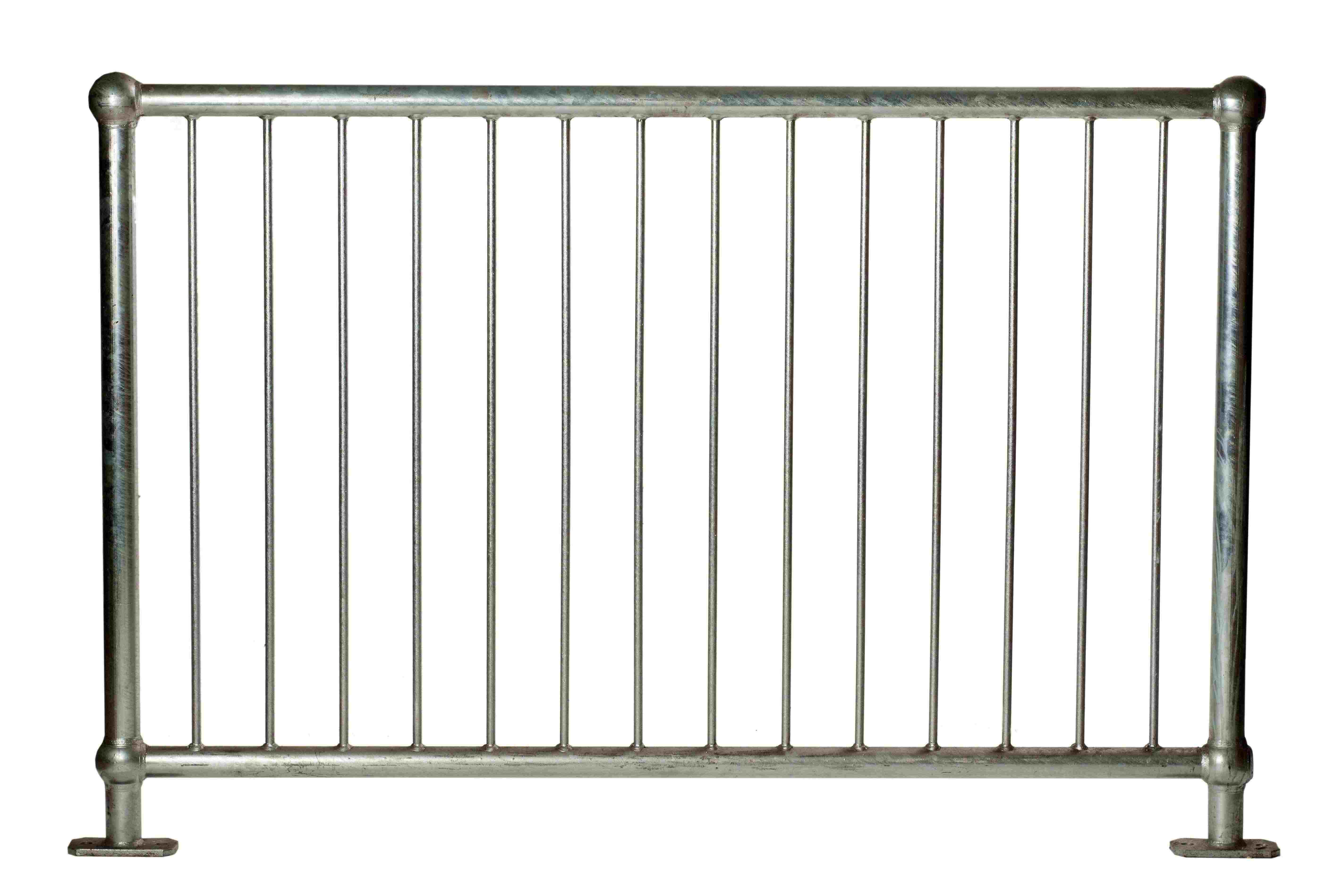 Webforge Asia monowills and handrail stanchions safety barrier