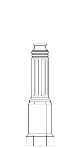 D1S - Decorative Base