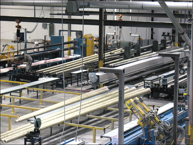 Inside Whatley Factory